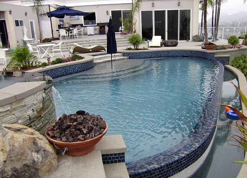Hawaiian retreat hutter designs landscape architects for Pool design hawaii